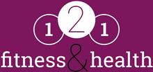 121 fitness logo